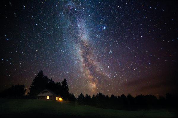Astrophotography1 بهترین تنظیمات دوربین برای عکاسی نجومی