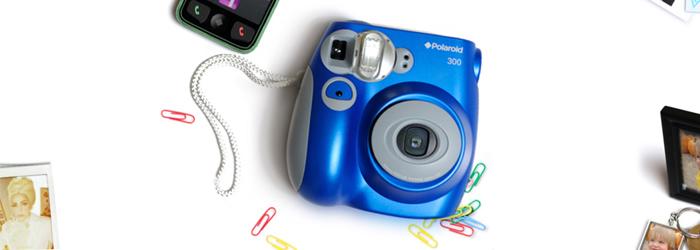 polaroid camera1 معرفی دوربین Polaroid 300 مدل PIC 300R
