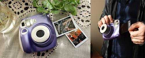 polaroid camera3 معرفی دوربین Polaroid 300 مدل PIC 300R