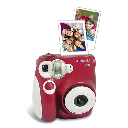 polaroid camera5 معرفی دوربین Polaroid 300 مدل PIC 300R