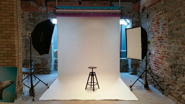 home photography studio 01 آموزش مقدماتی راه اندازی عکاسی خانگی