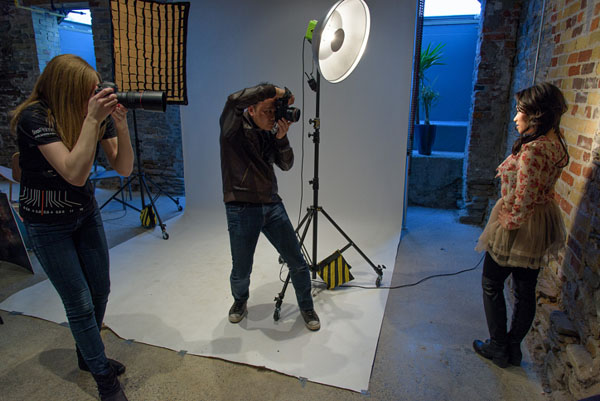 home photography studio 6 آموزش مقدماتی راه اندازی عکاسی خانگی