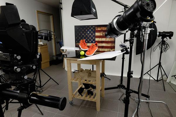 home photography studio 7 آموزش مقدماتی راه اندازی عکاسی خانگی