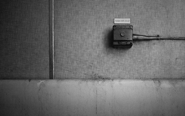 wall نکاتی در مورد عکاسی مینیمالیستی
