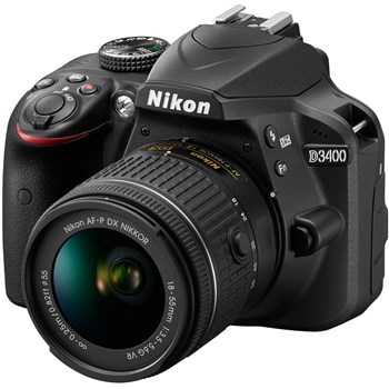 Nikon D3400 1 معرفی دوربين ديجيتال نيکون مدل D3400