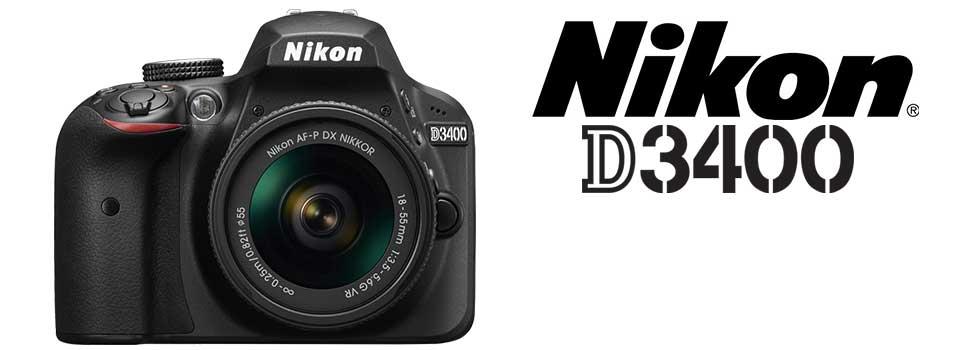 Nikon D3400 2 معرفی دوربين ديجيتال نيکون مدل D3400