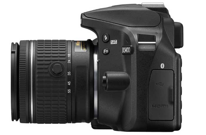 Nikon D3400 3 معرفی دوربين ديجيتال نيکون مدل D3400