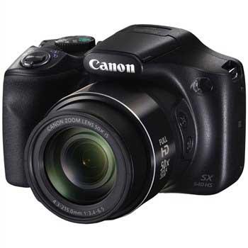 PowerShot SX540 HS معرفی دوربین ديجيتال کانن مدل PowerShot SX540 HS