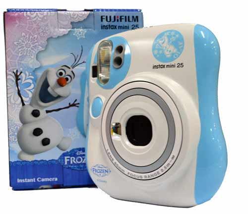 redmini25 2 ارزیابی دوربین چاپ سریع Fujifilm Instax mini 25