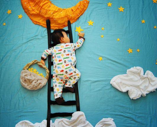 Creative photography of the baby 3 عکاسی های خلاقانه از نوزاد