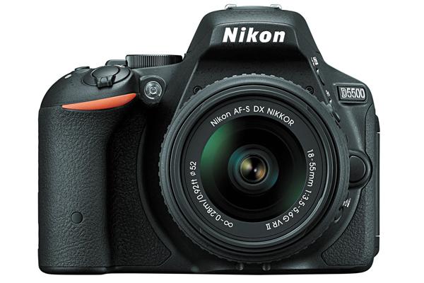 02 D5500 معرفی دوربین نیکون D5500