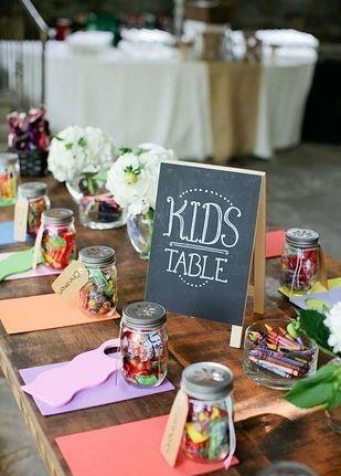 wedding reception table Decoration 2 10 ایده برای تزیین میزهای پذیرایی مراسم عروسی