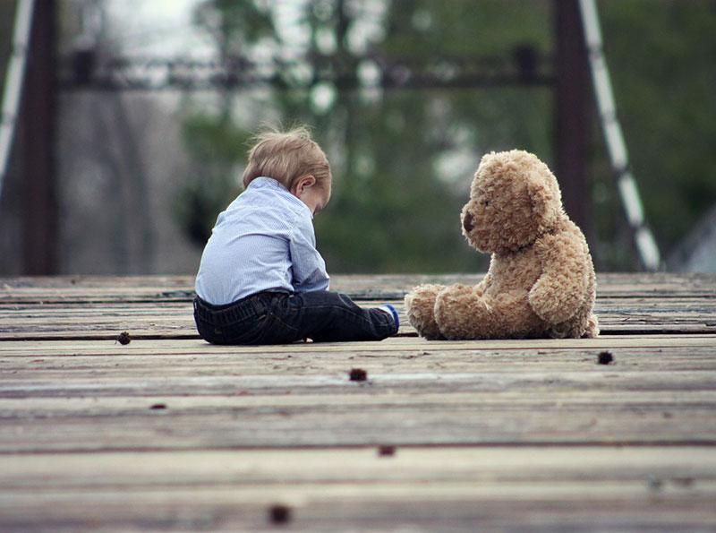 idea of outdoor photography 3 ایده عکاسی از کودک در فضای باز