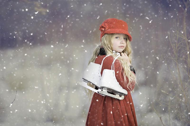 idea of outdoor photography 7 ایده عکاسی از کودک در فضای باز