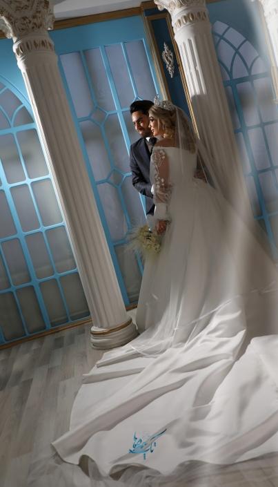 wedding photography32 403x705 آتلیه عکاسی عروس و داماد