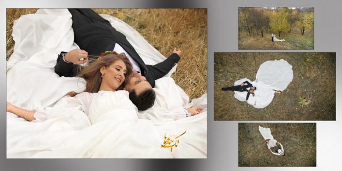 wedding photography5 705x352 آتلیه عکاسی عروس و داماد