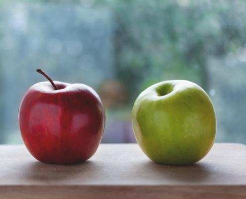 two apples 2 495x400 مطالب خواندنی