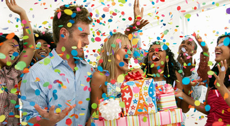 Birthday برگزاری جشن تولد شاد با عکس هایی زیبا